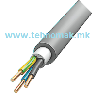 Kabel PGP 3x1.5mm²
