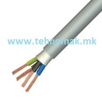 Kabel PPY 4x6mm² NYM-J