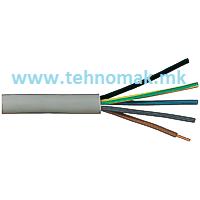 Kabel PPY 5x1,5mm² NYM-J -