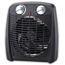 Grejalka kalorifer crna 2000W (napon-230V ; snaga-2000W ; tri nivoa na rabota ; termostat )