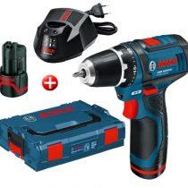 Akumulatorski odvrtuvac GSR 10,8-2 Li  Bosch