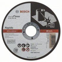 Brusen kamen za inoks BOSCH (Fi 115x1mm; 125x1mm; 180x1,8mm; 230x1,8mm )